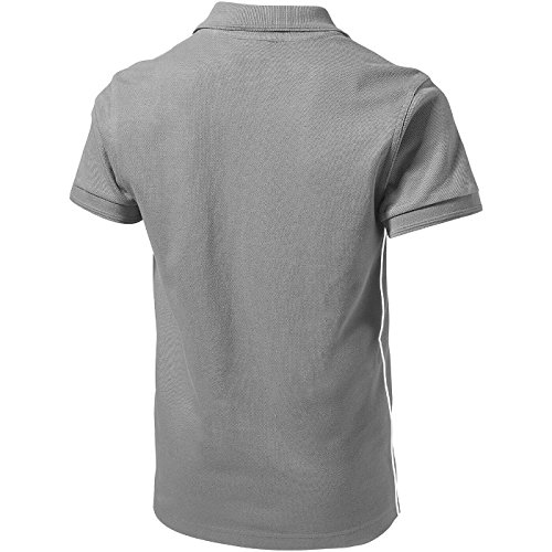 SLAZENGER Backhand Polo Grau