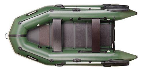 Schlauchboot Angelboot Ruderboot BT 310 für 3 Personen