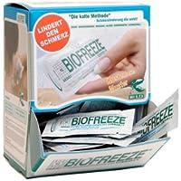 Biofreeze Musterspender mit 50 Probepackungen á 5 g Onesize preisvergleich bei billige-tabletten.eu