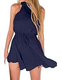 Amazon.it  SENZA - Vestiti   Donna  Abbigliamento d224fd85883