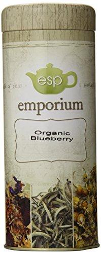 ESP Emporium Organic Rooibos Tea Blend, Blueberry, 3.53 Ounce
