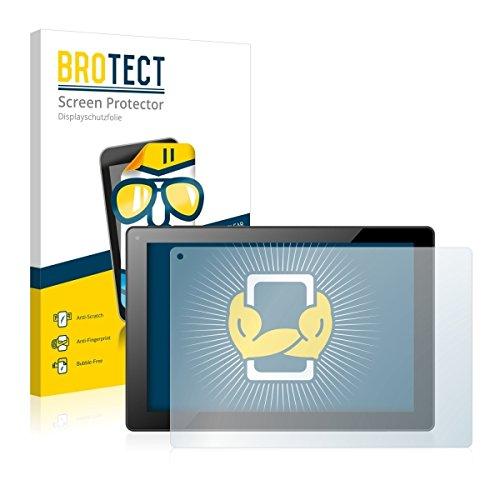 2X BROTECT HD Clear Bildschirmschutz Schutzfolie für Odys Gate (kristallklar, extrem Kratzfest, schmutzabweisend)