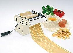 SCHEFFLER Nudelmaschine für 7 Nudelstärken Pastamaschine Pastamaker sales by Jolta