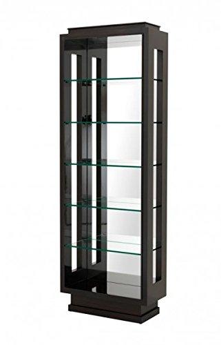 Casa Padrino Luxus Regal Schrank 80 x 35 x H. 230 cm - Luxus Hotel & Boutique Möbel