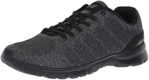 Avia Herren Avi-Rift Turnschuh Iron Grey/Black, 39.5 EU M