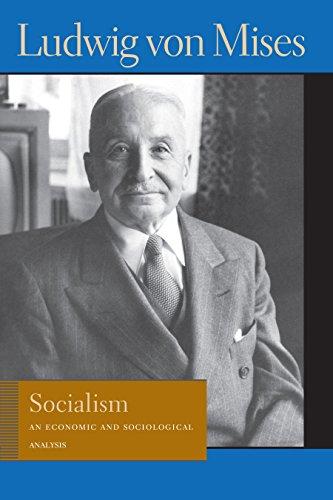 Socialism: An Economic and Sociological Analysis (Lib Works Ludwig Von Mises PB) por Ludwig von Mises
