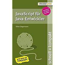 JavaScript für Java-Entwickler (2. Aufl.)