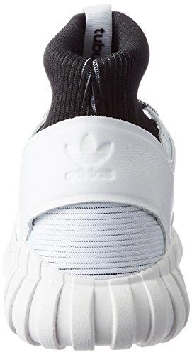 adidas Tubular Doom, Formatori Unisex – Adulto Bianco (Ftwr White/ftwr White/core Black)