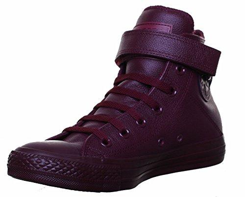 Chuck Taylor Brea Hi - Scarpe sportive Converse rosso Size: