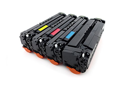 Deals For Green2Print Toner Toner set 4 cartridges 16500 pages replaces Samsung CLT-C506L C506L CLT-K506L K506L CLT-M506L M506L CLT-Y506L Y506L Toner cartridge for Samsung CLP6260ND CLP6260FR CLP6260FD on Amazon