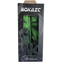 Nokaic 2018 Puños, Negro/Verde, Talla Única