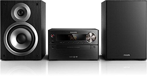 Philips BTD5210/12 Home audio micro system 70W Negro sistema de audio
