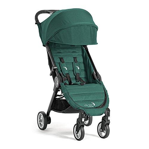 Baby Jogger City Tour - Silla de paseo, color verde (modelo 2017)