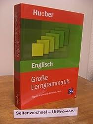 Große Lerngrammatik, Englisch