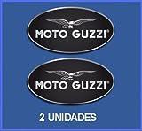 PEGATINAS STICKERS BIKE GUZZI REF: DP160 AUFKLEBER DECALS AUTOCOLLANTS ADESIVI MOTO DECALS 5 CM ANCHO/WIDTH