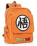Cosstars Dragon Ball Anime Backpack Rucksack Bolso de Escuela Bolsa de...