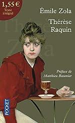 Thérèse Raquin à 1,55 euros de Émile ZOLA