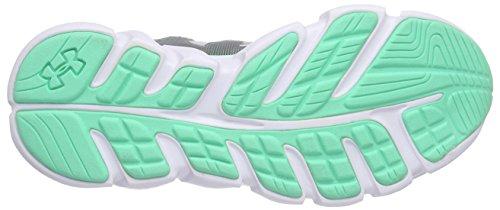 Under Armour Ua W Micro G Assert 6, Chaussures de Course Femme Gris - Grau (STL/ANF/MSV 35)
