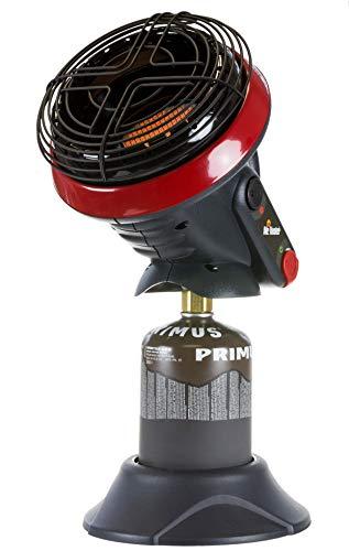 Mr. Heater Little Buddy Gasheizung inkl. Adapter für Gaskartuschen mit 7/16-Gewinde;