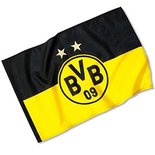 Borussia Dortmund Hissfahne / Flagge / Fahne / Flag XXL 150 x 100 cm BVB 09