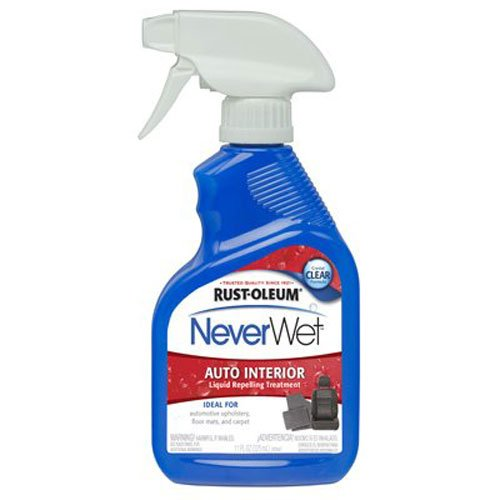 rust-oleum 280884 neverwet auto interior spray (325ml, clear) Rust-Oleum 280884 NeverWet Auto Interior Spray (325ml, Clear) 41nuX6xcGHL