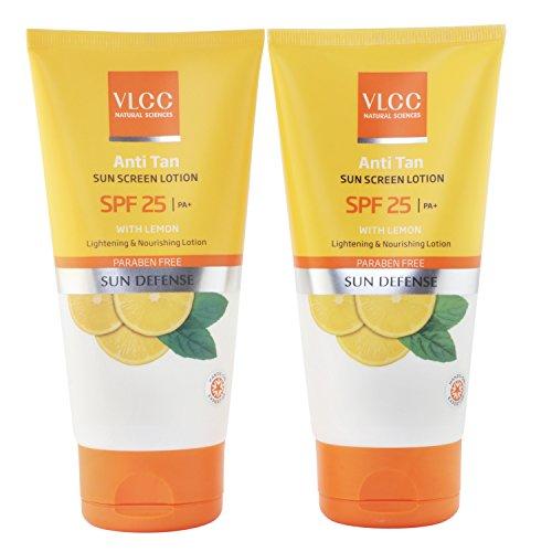 VLCC Anti Tan Body Lotion SPF 25, 150ml (Buy 1 Get 1 Free)