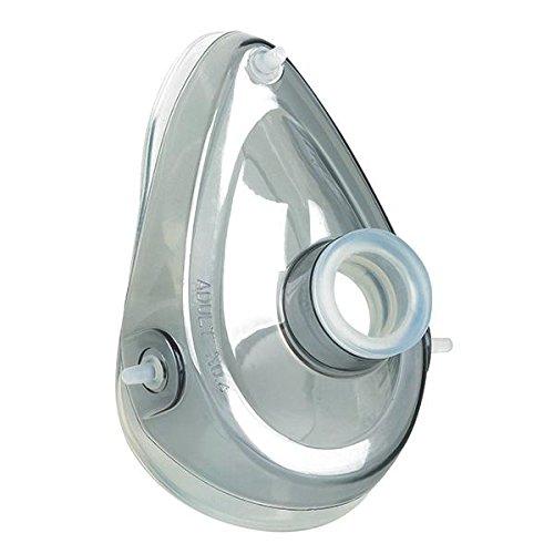 RESQ-Breezer E5 0051 Silicone Line, dreiteilige Beatmungsmaske, Größe 4 Kinder
