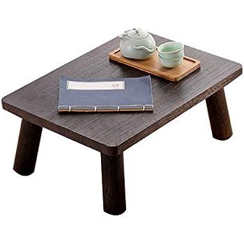 à japonaise paulowniatable Table tatami à carrée en en thé BeoCxrd