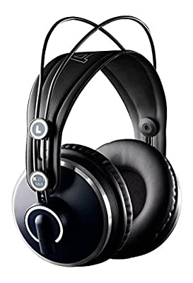 AKG K271 MKII Cuffie da Studio Professionali, Over-Ear, Nero al miglior prezzo su Polaris Audio Hi Fi