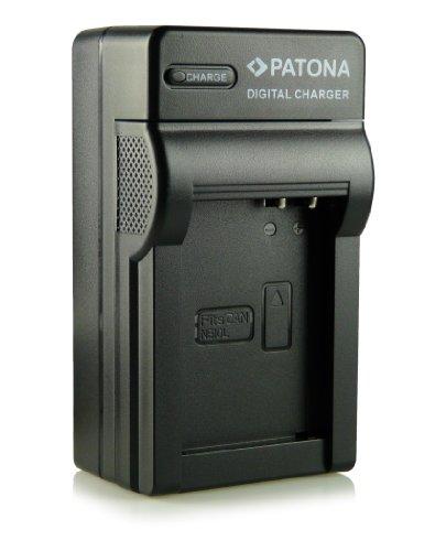 3in1 Caricatore NB-10L per Canon PowerShot G15 | PowerShot G1X | PowerShot SX40 HS | PowerShot SX50 HS e più…