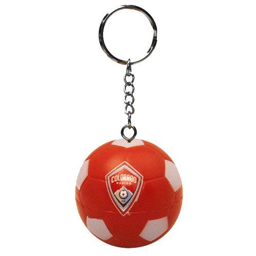 891bd6fce05798 Foamheads MLS Colorado Rapids balón de fútbol llavero antena Topper