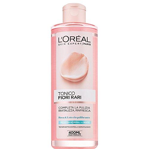 loreal-paris-fiori-rari-tonico-viso-per-pelli-normali-miste-400-ml