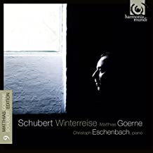 Schubert: Winterreise D. 911