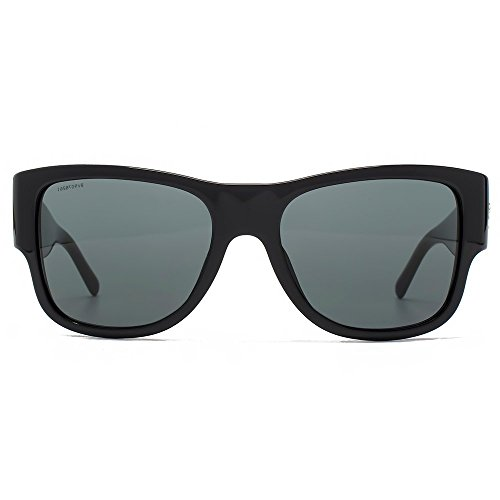 decee3732b4c Versace Rock Icons Medusa Flare Sunglasses in Black VE4275 GB1 87 56