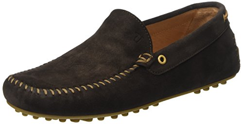 TRUSSARDI JEANS by Trussardi 77s56153, Mocassins (loafers) homme Multicolore (Brown/Beige)