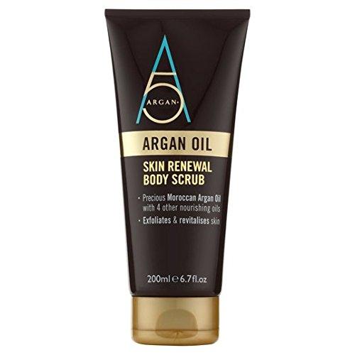 L'Huile D'ARGAN + renouvellement de la peau Gommage pour le corps 200 ml