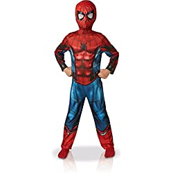 Rubies–Disfraz clásico de Spider-Man Homecoming