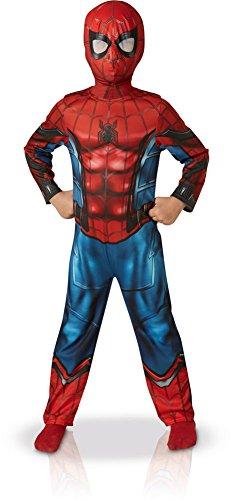"Rubies costume co maschera classica, ispirata a ""spider-man homecoming"""