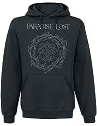 Paradise Lost Crown of Thorns Sweat à Capuche Noir 83645f28caea