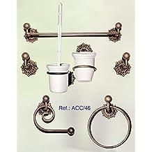 Amazon.es: accesorios baño forja