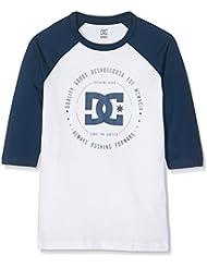 DC Long Sleeve T-shirts - DC Rebuilt 2 3/4 Boy Long Sleeved T-Shirt - Varsity Blue
