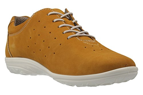 Jomos Ladies Allegra Oxford Yellow