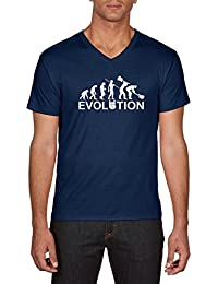 Touchlines Evolution Heavy Metal, T-Shirt Homme