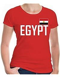 Fanschal Ägypten Schal Egypt Scarf international