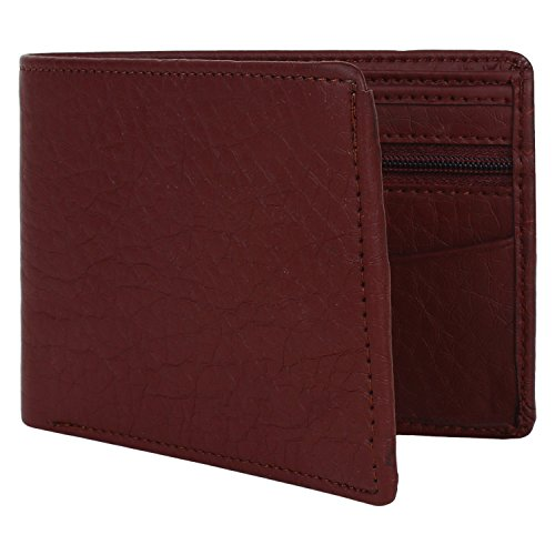 Earton Men Brown-18 Genuine Leather Wallet