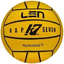 kap7agua Polo tamaño de la bola 5