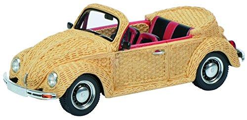 Preisvergleich Produktbild Schuco 450889500 - Volkswagen Käfer Cabrio Korb, Maßstab 1:43