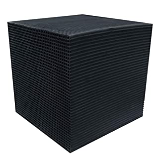 LSAltd Eco-Aquarium Wasserfilter Cube 10X10CM Ultra Strong Filtration und Absorption