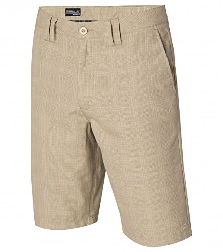 O'Neill Men's Delta Plaid Shorts