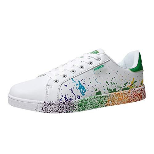 Vovotrade Uomo Donna Sneakers Scarpe da Ginnastica Basse Running Tennis Scarpe Foundation